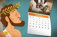 Şubat ayı neden 28 gündür?