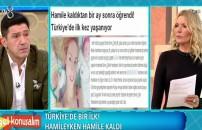 Türkiye'de bir ilk! Hamileyken hamile kaldı