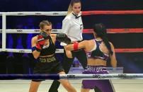 Sahra Işık - Fulya Keskin mücadelesi