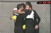 Ahmet Dursun takımını sırtladı!