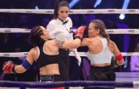 Ayşıl Özaslan - Fulya Keskin mücadelesi
