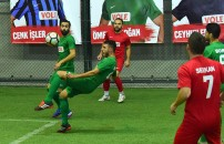Evren Turhan'ın takımı - Ömer Erdoğan'ın takımı mücadelesi