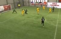 Ahmet Dursun'un takımından muhteşem gol organizasyonu!