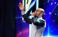 Umer Zahid beatbox performansı