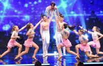 'Bursa Nüans Dance' dans gösterisi