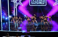 Queens Of The Dance dans performansı