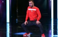 Furkan Çetinkaya'nın dans gösterisi