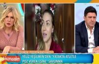 Yeliz Yeşilmen: Atletli pozu eşim paylaşmamı istedi