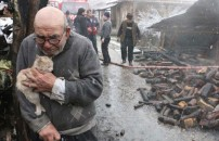 Bu fotoğraf çok konuşulmuştu! 83 yaşındaki Ali Meşe'den iyi haber