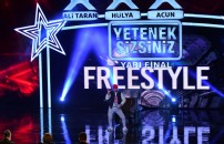 Furkan Çetinkaya yarı final performansı
