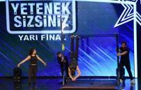 Ömer Tuzane yarı final performansı