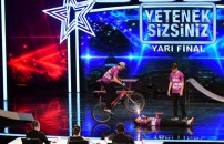 Samsun Extreme yarı final performansı