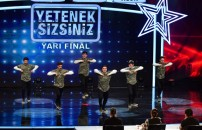 Gasanov Dance yarı final performansı