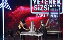 Yana Vinter yarı final performansı