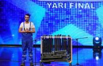 Can Kiremitçi'nin yarı final performansı