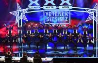 Levent Yılmayan Ottoman Tiyatral Danslar Grubu'nun yarı final performansı