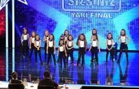 Queens of the Dance yarı final performansı