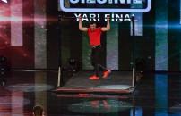 Berkay Aslan'ın yarı final performansı