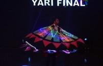 Tennure Edip'in yarı final performansı