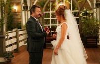 Safiye ve Yaşar'ın olaylı düğünü!