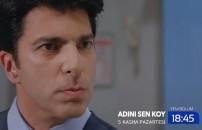 Adını Sen Koy | 3. sezon 1. bölüm tanıtımı