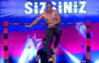 Yetenek Sizsiniz'de adrenalin dolu akrobasi gösterileri!