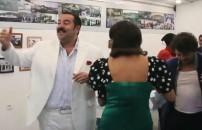 Ata Demirer'in yeni filmi 'Hedefim Sensin'den çok özel görüntüler!