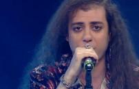 Bartu Gülhan'ın 'Stand Up and Shout' | Yarı final ikinci performansı