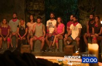 Survivor Türkiye Yunanistan 20. bölüm tanıtımı