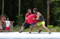 Survivor Türkiye Yunanistan 56. bölüm dokunulmazlık oyunu