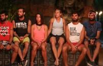 Survivor Türkiye Yunanistan 57. bölüm ada konseyi