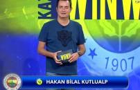 Fenerbahçe eski yöneticisi Hakan Bilal Kutlualp'ten anlamlı destek