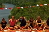 Dominik'te piknik keyfi yaptılar