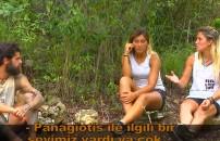 Bora ve Seda'dan Yunan yarışmacılar için dikkat çeken sözler