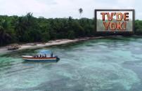 Siyah takımın beyaz takım adasına ayak bastığı anlar ilk kez yayınlanıyor!