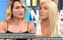 Sema, Afroditi-Bora tartışmasını sordu! Ria'dan dikkat çeken yorum