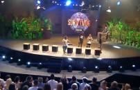 Finalistler sahneye böyle geldi...
