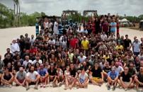 'Survivor finali' klasiği! Prodüksiyon ekibinin ada macerası