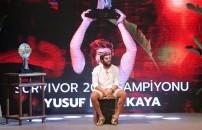 Yusuf'u Survivor'da en çok ne zorladı?