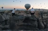 Kapadokya'nın altını üstüne getirdiler!