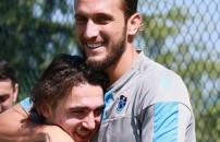 Genç futbolcu Abdülkadir'den, Yusuf Yazıcı'ya Sezen Aksu'lu veda!