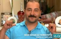 Seda Sayan ile Yemekteyiz tanıtım (23 Eylül 2019)