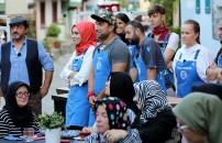 Misi Köyü sakinleri yemekleri puanladı