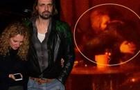 Ebru Özkan'ın eşi Ertan Saban'ın görüntülendiği kişi bakın kim çıktı?