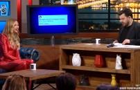 14 Kasım 2019 Eser Yenenler Show yeni bölüm konuğu Ivana Sert, linç bölümünde kahkahalara boğuldu