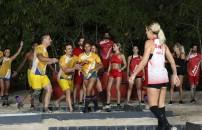 Exatlon Cup 2 Türkiye Brezilya mücadelesinde nefes kesen an!