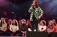 O Ses Türkiye (8 Aralık 2019) Fatma Özge Şenol | Stronger Than Me