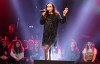 O Ses Türkiye 8 Aralık 2019 bölümüne damga vuran performans! Sofia Saakasvili 4 jüriyi de hayran bıraktı