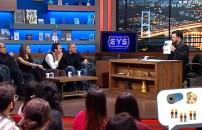 19 Aralık Eser Yenenler Show konukları 40 Yalan ekibinin Emojilerle Anlat oyunu performansı