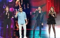 O Ses Türkiye'de unutulmaz yılbaşı performansları / 2018-2019
